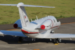 HAC_RENさんが、八丈島空港で撮影した国土交通省 航空局 525C Citation CJ4の航空フォト(写真)