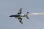 eagletさんが、静浜飛行場で撮影した航空自衛隊 T-4の航空フォト(写真)