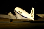 Kuuさんが、鹿児島空港で撮影したスーパーコンステレーション飛行協会 DC-3Aの航空フォト(写真)