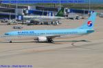 Chofu Spotter Ariaさんが、中部国際空港で撮影した大韓航空 737-9B5の航空フォト(写真)