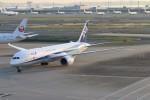 青春の1ページさんが、羽田空港で撮影した全日空 787-9の航空フォト(写真)