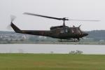 トリトンブルーSHIROさんが、庄内空港で撮影した陸上自衛隊 UH-1Jの航空フォト(写真)