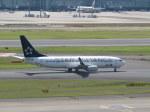 なみくしさんが、羽田空港で撮影した全日空 737-881の航空フォト(写真)