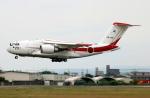 なごやんさんが、名古屋飛行場で撮影した航空自衛隊 XC-2の航空フォト(写真)