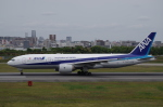 YWさんが、伊丹空港で撮影した全日空 777-281の航空フォト(写真)