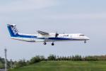 Y-Kenzoさんが、成田国際空港で撮影したANAウイングス DHC-8-402Q Dash 8の航空フォト(写真)