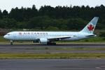 sky77さんが、成田国際空港で撮影したエア・カナダ 767-375/ERの航空フォト(写真)