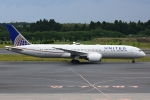 sky77さんが、成田国際空港で撮影したユナイテッド航空 787-9の航空フォト(写真)