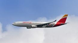 flytaka78さんが、成田国際空港で撮影したイベリア航空 A330-202の航空フォト(写真)