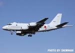 snowmanさんが、岐阜基地で撮影した海上自衛隊 P-1の航空フォト(写真)