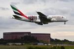 flytaka78さんが、成田国際空港で撮影したエミレーツ航空 A380-861の航空フォト(写真)