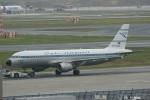 ガペ兄さんが、フランクフルト国際空港で撮影したコンドル A320-212の航空フォト(写真)