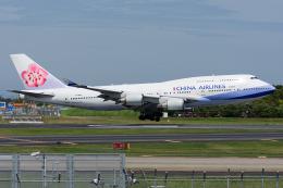 Tomo-Papaさんが、成田国際空港で撮影したチャイナエアライン 747-409の航空フォト(写真)