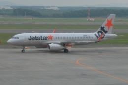 amagoさんが、新千歳空港で撮影したジェットスター・ジャパン A320-232の航空フォト(写真)