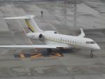 TUILANYAKSUさんが、羽田空港で撮影したマン島企業所有 BD-700-1A11 Global 5000の航空フォト(写真)