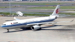 誘喜さんが、羽田空港で撮影した中国国際航空 A330-343Xの航空フォト(写真)