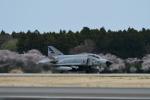 らひろたんさんが、茨城空港で撮影した航空自衛隊 F-4EJ Kai Phantom IIの航空フォト(写真)