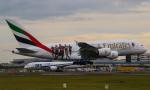 SPEEDBIRD-KEIGOさんが、成田国際空港で撮影したエミレーツ航空 A380-861の航空フォト(写真)
