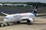 JA946さんが、成田国際空港で撮影したアエロメヒコ航空 787-8 Dreamlinerの航空フォト(写真)