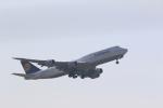 OS52さんが、羽田空港で撮影したルフトハンザドイツ航空 747-830の航空フォト(写真)
