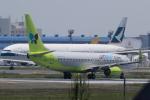 多楽さんが、成田国際空港で撮影したジンエアー 737-8SHの航空フォト(写真)