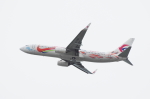 mild lifeさんが、関西国際空港で撮影した中国東方航空 737-89Pの航空フォト(写真)