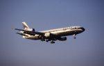 けいとパパさんが、成田国際空港で撮影したデルタ航空 MD-11の航空フォト(写真)