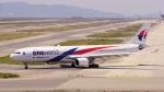 てつさんが、関西国際空港で撮影したマレーシア航空 A330-323Xの航空フォト(写真)