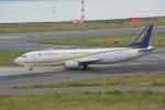 シュウさんが、関西国際空港で撮影した中国郵政航空 737-46J(F)の航空フォト(写真)