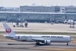 ジャコビさんが、羽田空港で撮影した日本航空 767-346/ERの航空フォト(写真)