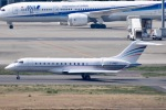 ジャコビさんが、羽田空港で撮影したプライベートエア BD-700 Global Express/5000/6000の航空フォト(写真)