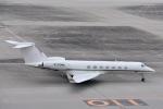 ジャコビさんが、羽田空港で撮影したウィルミントン・トラスト・カンパニー G500/G550 (G-V)の航空フォト(写真)