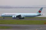 Kuuさんが、羽田空港で撮影したエア・カナダ 777-333/ERの航空フォト(写真)
