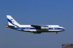 まったり屋さんが、成田国際空港で撮影したヴォルガ・ドニエプル航空 An-124-100 Ruslanの航空フォト(写真)