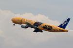 虎太郎19さんが、福岡空港で撮影した全日空 777-281/ERの航空フォト(写真)