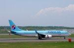 kitayocchiさんが、新千歳空港で撮影した大韓航空 737-8SHの航空フォト(写真)