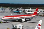 菊池 正人さんが、フランクフルト国際空港で撮影したLTU国際航空 A330-322の航空フォト(写真)