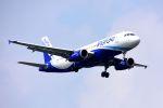 まいけるさんが、スワンナプーム国際空港で撮影したインディゴ A320-232の航空フォト(写真)