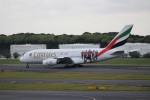 ハム太郎さんが、成田国際空港で撮影したエミレーツ航空 A380-861の航空フォト(写真)