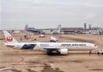 takamaruさんが、中部国際空港で撮影した日本航空 777-346/ERの航空フォト(写真)
