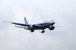 express999さんが、高松空港で撮影した全日空 777-281の航空フォト(写真)