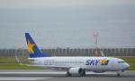 toyoquitoさんが、神戸空港で撮影したスカイマーク 737-82Yの航空フォト(写真)