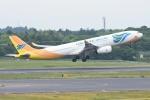 sky77さんが、成田国際空港で撮影したセブパシフィック航空 A330-343Eの航空フォト(写真)