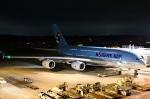 sky77さんが、成田国際空港で撮影した大韓航空 A380-861の航空フォト(写真)