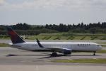 hiroki-JA8674さんが、成田国際空港で撮影したデルタ航空 767-332/ERの航空フォト(写真)