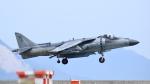 たまさんが、岩国空港で撮影したアメリカ海兵隊 AV-8B(R) Harrier II+の航空フォト(写真)