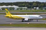 turenoアカクロさんが、成田国際空港で撮影したバニラエア A320-214の航空フォト(写真)