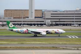 ハム太郎さんが、羽田空港で撮影したエバー航空 A330-302Xの航空フォト(写真)