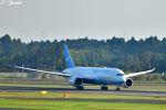吉田高士さんが、成田国際空港で撮影した厦門航空 787-8 Dreamlinerの航空フォト(写真)