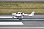 turenoアカクロさんが、高松空港で撮影した日本個人所有 SR20 Sの航空フォト(写真)